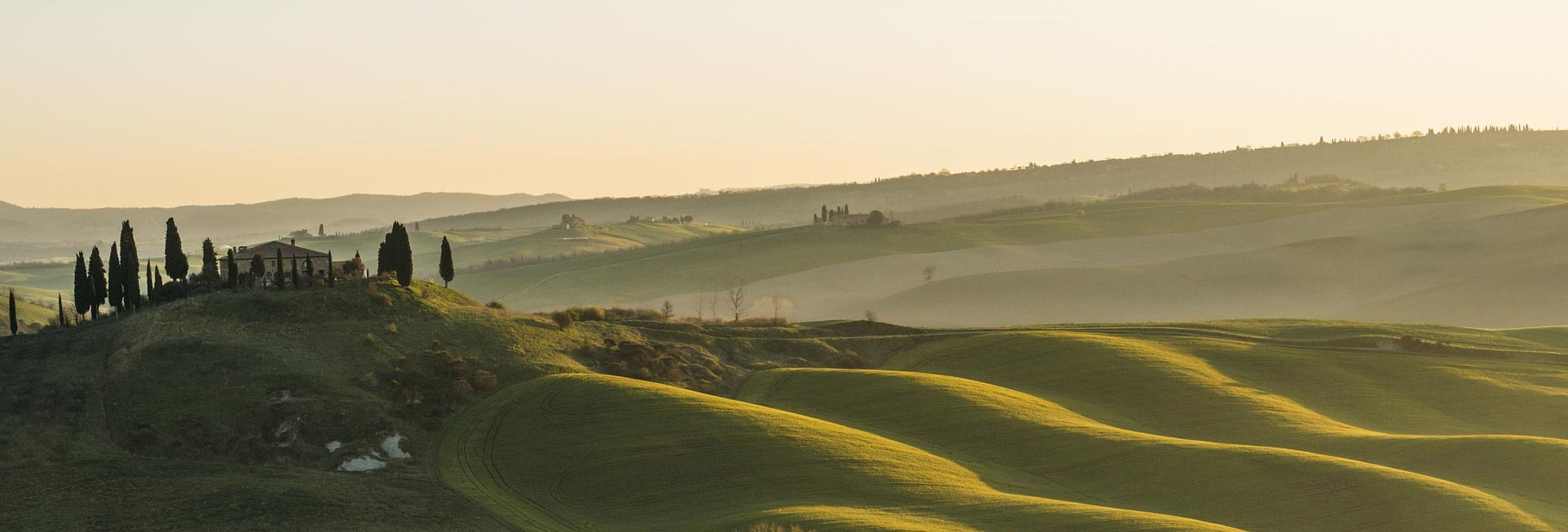Le colline della Toscana
